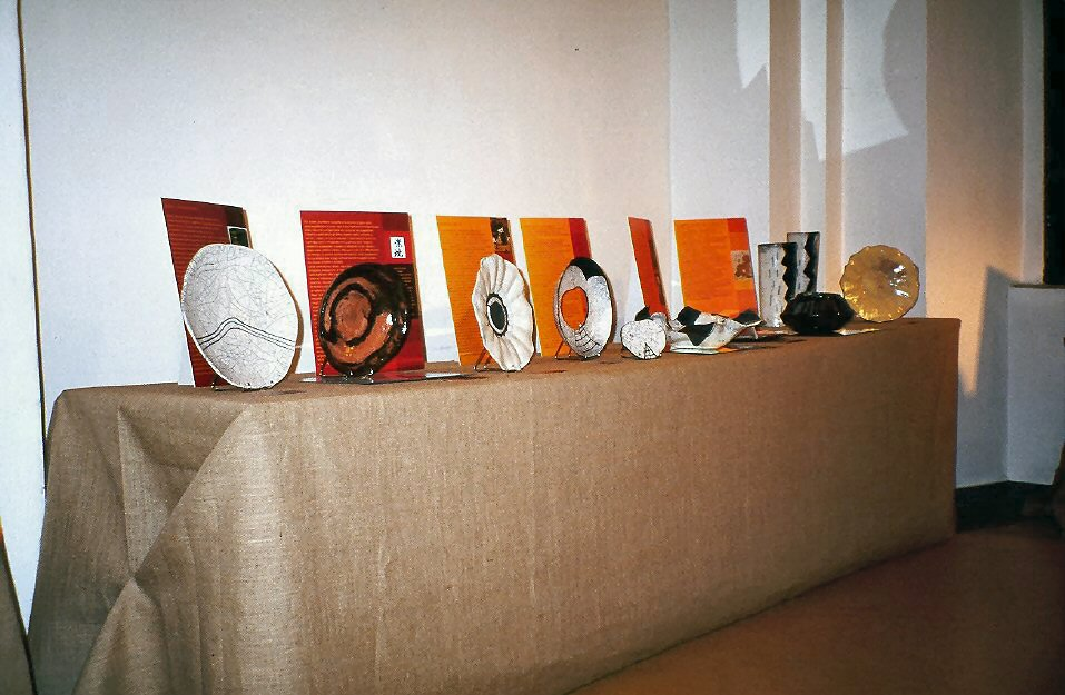 Raku exibition